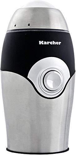Karcher UM 620 Universalmühle & Küchenmaschine (elektrisch, ca. 50 g Kapazität, Sicherheitsverschluss) edelstahl
