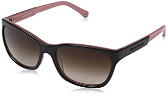 b1d0e2bd8a9 EMPORIO ARMANI Women s 4004 0EA4004 504613 56 Rectangular Sunglasses ...