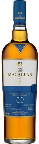 Macallan Fine Oak Triple Cask Matured in Holzkiste 43% Vol.