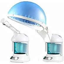 ZT Facial Y Cabello 2 En 1 Ozono Máquina De Vapor Caliente Niebla Vapor Terapia Portátil