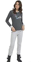 MASSANA - Pijama Mujer Invierno YOUNIQUE