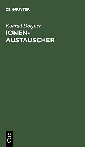 Ionenaustauscher: Eigenschaften und Anwendungen