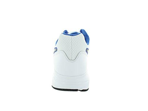 Nike Downshifter 6, Scarpe da Corsa Uomo White/White/Game Royal/Black