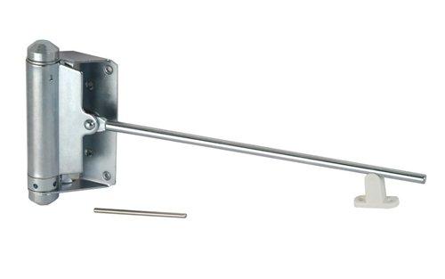 Stangentürschliesser Türschliesser Türfeder Türschließer aus aus Eisen Schliesskraft 60kg