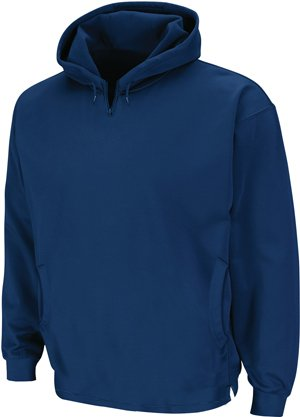 Majestic Herren Kapuzen Fleece Sweatshirt Therma Base, Herren, Pro Navy (Sweatsuit Navy)
