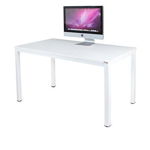 Need scrivanie 120x60cm ufficio postazioni di lavoro per computer scrivania pc tavolo da pranzo in legno scrivania, bianco