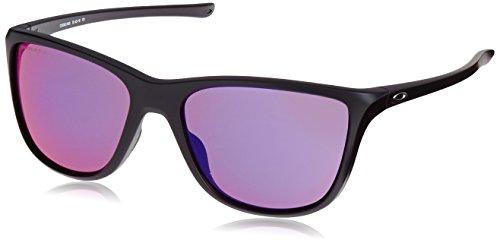 Oakley Damen Reverie 936204 55 Sonnenbrille, Blau (Dark Indigo Bluee/Prizmroad),