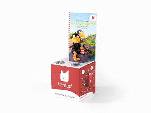 Produktbild tonies 01-0035 Der kleine Rabe Socke - Alles vermurkst! Hörfigur,  Bunt