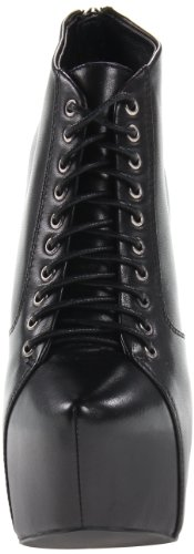 Steve Madden Secretve Stiefel Black Leather