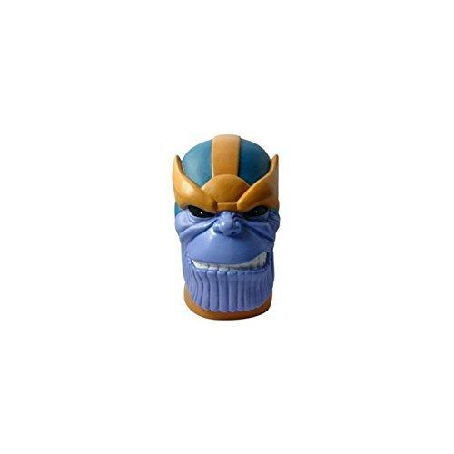 """Marvel Comics-Hucha, diseño de cabeza de """"Heroes Thanos"""