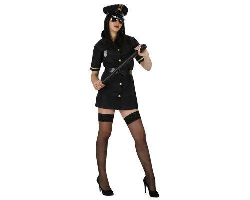 Imagen de atosa  disfraz de policía para mujer  111 95427