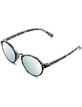 Meller Nyasa Graffite Silver - Gafas de sol polarizadas UV400