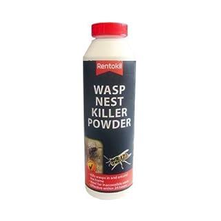 2XRentokil Wasp Nest Killer Powder 6 Wasps Nests In & Around The Home Fast Action