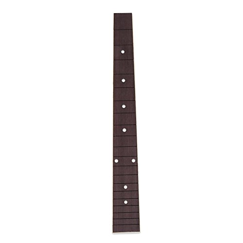 Alomejor Gitarre Griffbrett Palisander Griffbrett für 41 Zoll 20 Bünde Akustikgitarre Ersatz