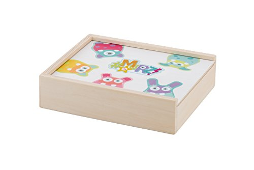 Trudi MRZ Caja 4 Puzzles 20 x 5 x 16 cm 82975