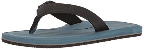 Reef , Sandales pour homme bleu acier