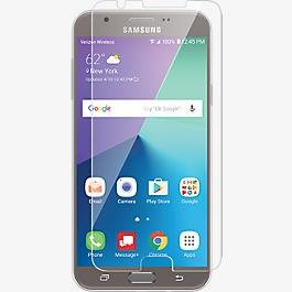 Verizon gehärtetem Glas Display Displayschutzfolie 1er Pack für Samsung Galaxy J7 - Verizon Pack