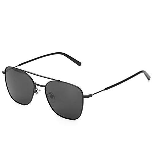 SJZV Sonnenbrillen für Männer HD Polarisiertes Licht Anti-UV-hochwertige Brille für Tourismus im Freien Verwendet