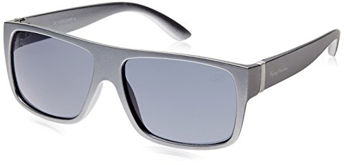 Flying Machine Wayfarer Sunglasses (Grey) (FMS-017|108)