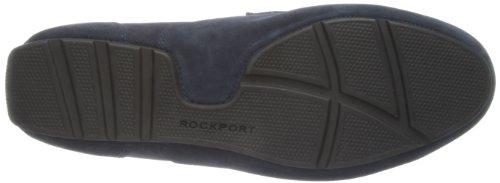 Rockport Greenbrook, Mocassins homme Bleu - Bleu marine
