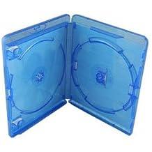 Amaray Boutier Double Blu Ray Pack de 5 boitier face - face Original