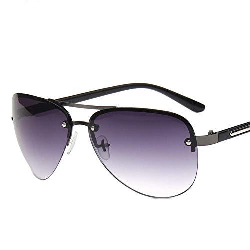 TJJQT Sonnenbrillen Pilot Herren Sonnenbrillen Damen Outdoor Classic Big Frame Driving Sonnenbrillen