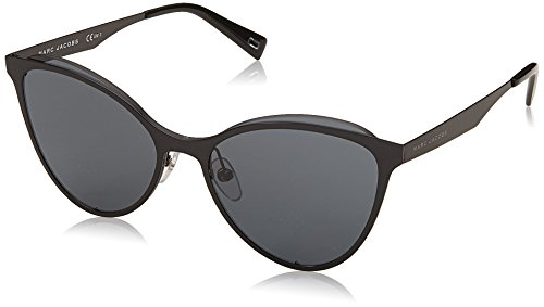 Marc Jacobs Damen MARC 198/S IR 807 99 Sonnenbrille, Schwarz (Black/Grey Bluette),