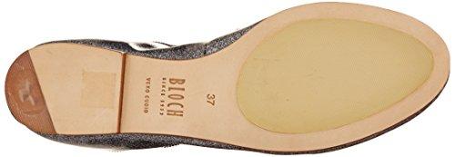 Bloch Beatrix, Ballerines fermées femme Gris (Urg/Urban Grey)