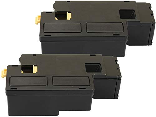 TONER EXPERTE Toner Kit 2 Nero compatibile per Xerox 106R01630 Phaser 6000 6010 V/N WorkCentre 6015 V/N V/NI V/B (2000 pagine)