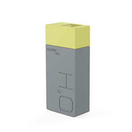 SunLively Humidificador de Aire Lindo Aroma Difusor de Aceite Esencial para el hogar Pequeña Oficina Coche USB Mist Maker Humidificador