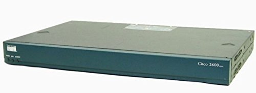 Cisco Systems Cisco 2600-2610 Router ETH. 1xRJ45 + 1xWAN + 2xWIC + 1xAIM (2600 Cisco)