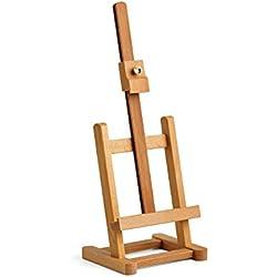 RHINE Chevalet de table en bois de hêtre huilé