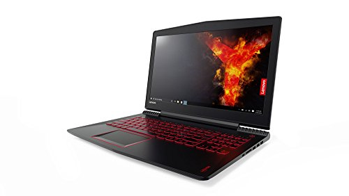 Lenovo Legion Y520 396 cm 156 Zoll total HD IPS matt Gaming Notebook Intel heart i5 7300HQ 8GB RAM 1TB HDD 128GB SSD Nvidia GeForce GTX 1050 2GB Windows 10 family home schwarz Notebooks