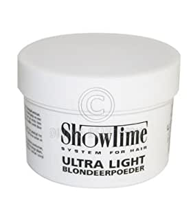 Showtime Ultra Light Blondeerpoeder 50g