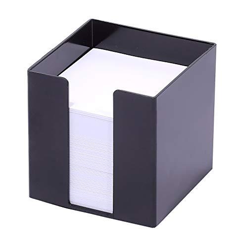 Metzger & Mendle 69020301 Zettelbox, schwarz -