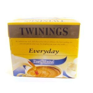 Twinings Everyday entkoffeiniert 80 Btl. 250g