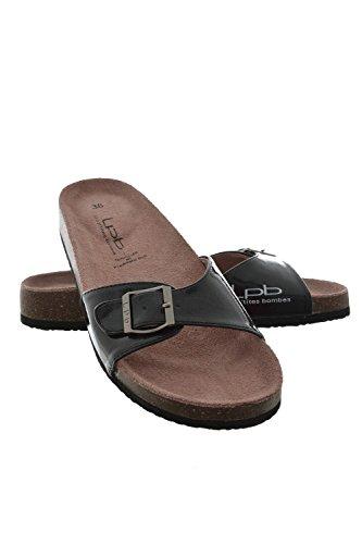 Sandali, nu les p'tites bombes piedi opaline, colore: nero, Nero (nero), 36