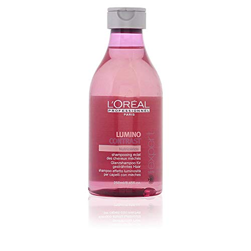 L'Oréal Professionnel Serie Expert Lumino Contrast Shampoo, 1er Pack, (1x 1,5 L) (Loreal Professional Care Color)