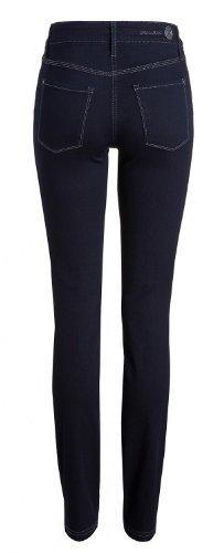 MAC Damen Slim Jeans Dream Skinny Blau (Dark D801)