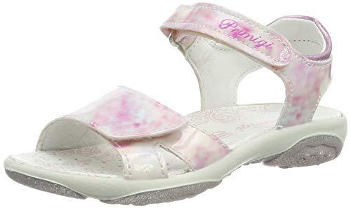 Primigi pbr 33889, sandali con cinturino alla caviglia bambina, (rosa multicolor 3388900), 28 eu