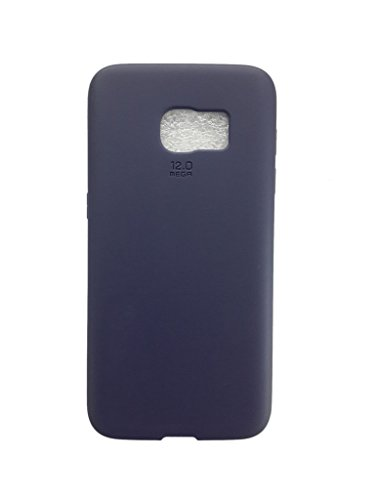 Price comparison product image Top Quality Samsung S7 Case Cover,  Samsung Galaxy S7 Ultra Thin Soft TPU Silicone Gel Back Case (Navy Blue) Cover Skin