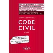 Code civil Edition limitée 2017 + réforme du droit des obligations