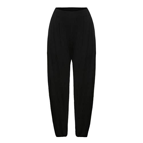 Yogahosen Timogee Frau Hosen Mid Waisted Wide Leg 2018 Stretch Flare Hosen leggings Sporthosen - Flare Leg Hose