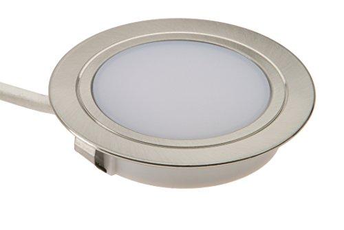 LED 240V Netz unter Einheit Schrank Küche Lichter warmweiß kein Treiber erforderlich -