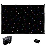 Kam RGB Starcloth Tuch Starry LED mit Kontrolle DMX