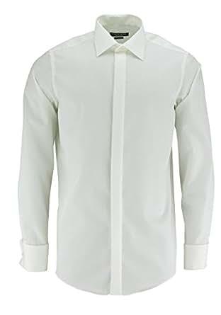 CASAMODA Herren Regular Fit Business Hemd 005345, Gr. Kragenweite: 37, Beige (Beige 62)