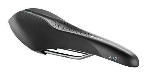 Selle Royal Spa  Sattel Scientia A2, schwarz, S, 54A0MB0A09210 -