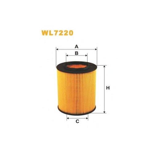 Wix Filters WL7220 Ölfilter