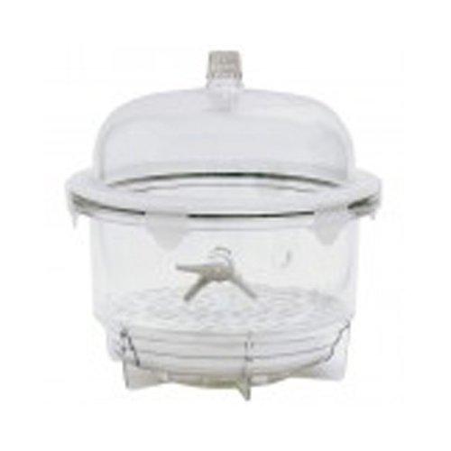 Medline AAAD2111 VDR-25 Vakuum-Entkalker, rund, transparent