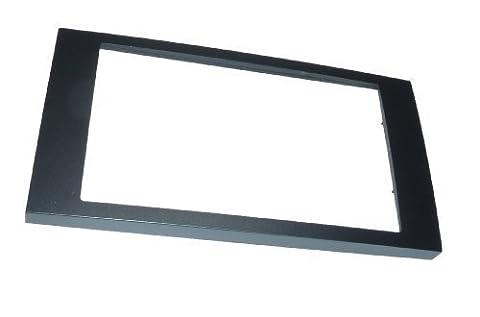 Adapter-Universe Cadre de Façade autoradio format 2DIN pour Ford Focus